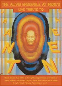 Alive Ensemble Irene's Poster