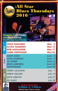 Irene's_All Stars_Blues_Thursdays_May-July-2016