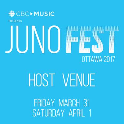 2017 JUNOfest performer frame 600x600