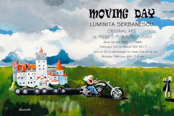 luminita serbanescu p'card feb 2017